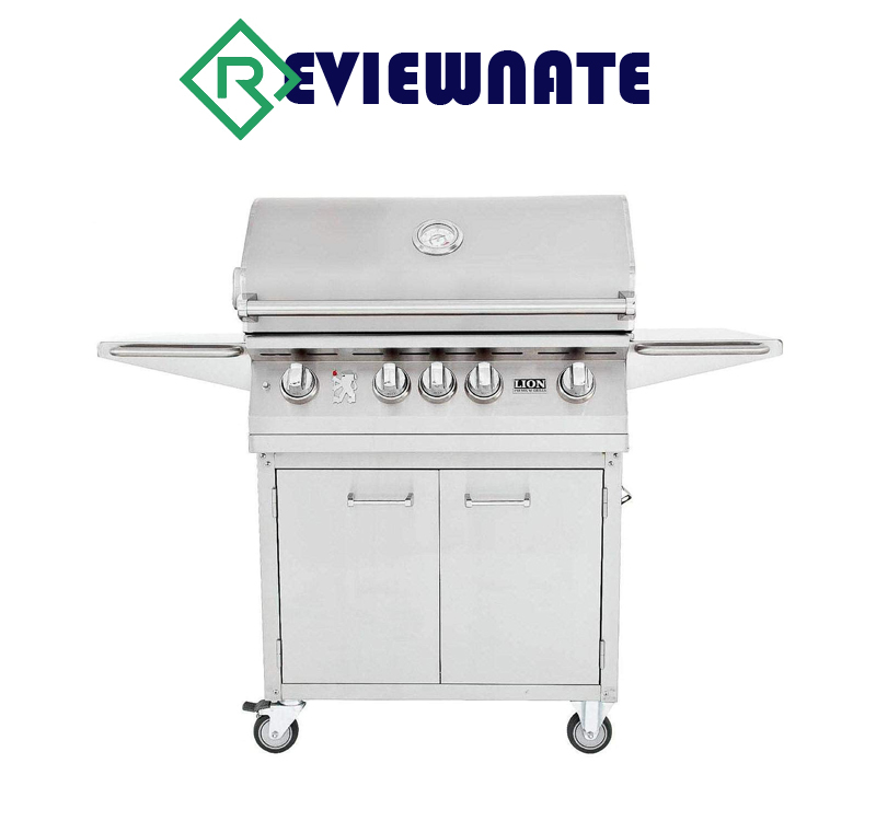 Lion 32 Inch Stainless Steel Propane Gas best gas grill under 2000