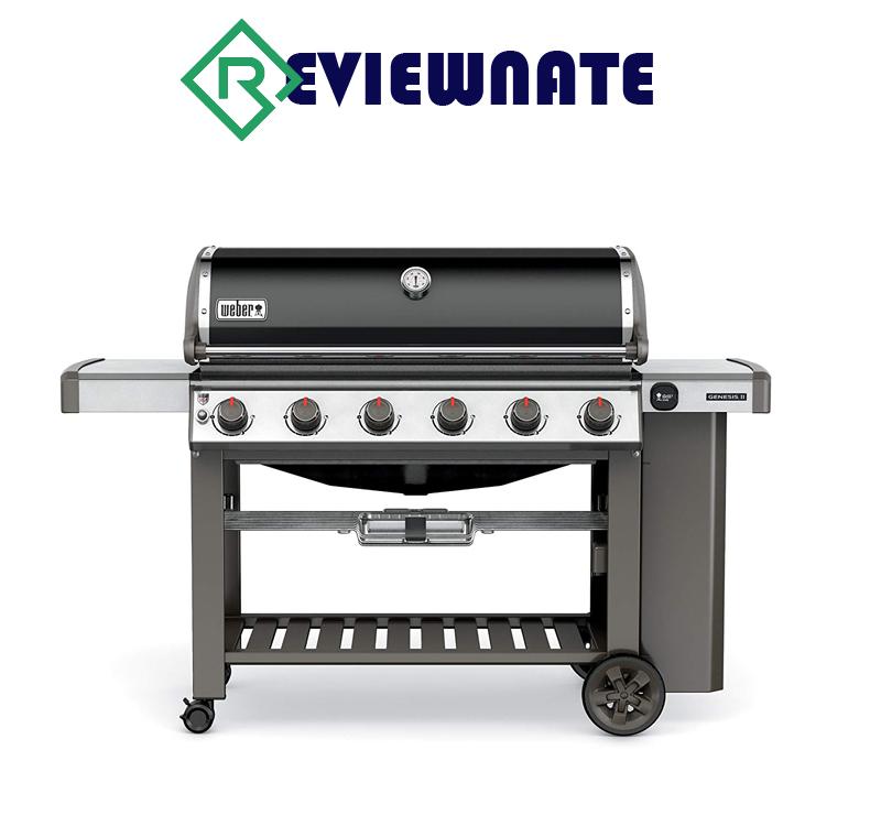 Weber-Stephen Products Genesis II E610 Lp best gas grill under 2000