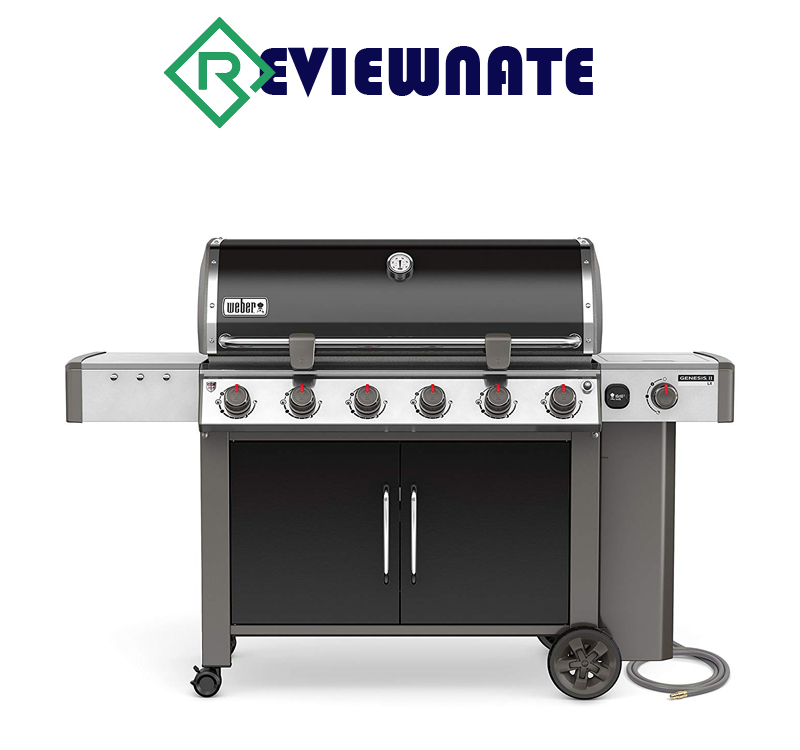 Weber Stephen Company Genesis II LX E-640 Liquid Propane best gas grill under 2000