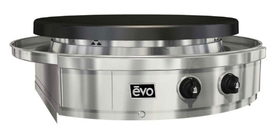 EVO Affinity 30G Series Built-in Grill B00545BMZI Flat Top Grill 2020