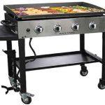 best flat top grill 2020