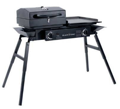 Blackstone Portable Gas Grill and Griddle Combo