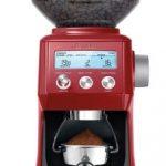 Breville BCG820CRNXL Smart Grinder, normal, Cranberry Red