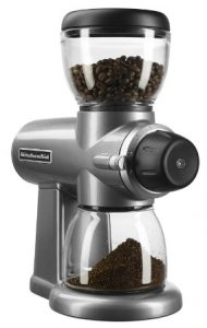 KitchenAid KCG0702CS Burr Coffee Grinder