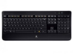 Logitech K800 Excellent Wireless Illuminated Keyboard