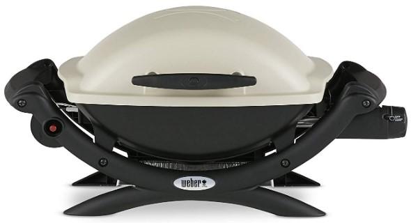 Weber 50060001 Premium Q1000 Liquid Propane Grill