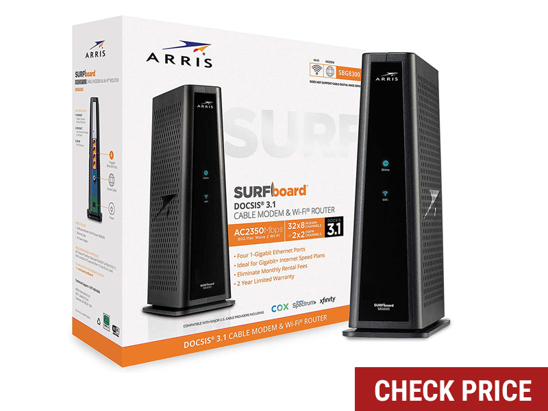 Best Modem Router Combo For Gaming